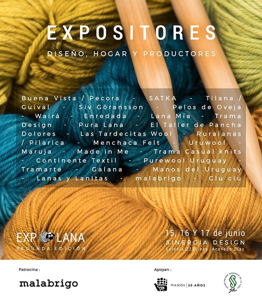 Expositores ExpoLana 2018